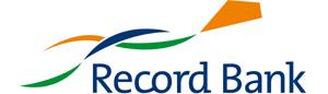 logo record bank